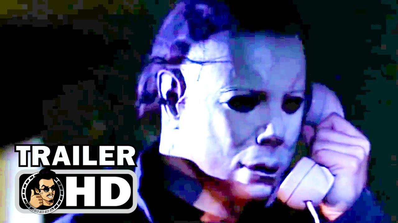 画像: HALLOWEEN 4K Re-Release Trailer (1978) Jamie Lee Curtis Horror Movie youtu.be