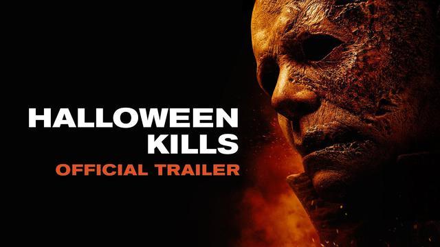 画像: ハロウィン KILLS (2021年10月公開/シリーズ最新作) 監督 デヴィッド・ゴードン・グリーン 出演 ジェイミー・リー・カーティス, ジュディ・グリア youtu.be