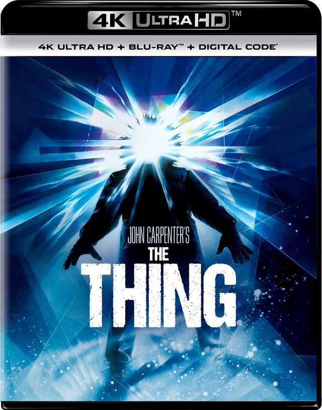 画像1: ジョン・カーペンターの人気作が4K化『遊星からの物体X』【海外盤Blu-ray発売情報】