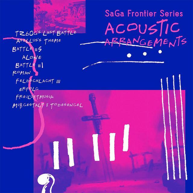 画像: SaGa Frontier Series ACOUSTIC ARRANGEMENTS / 伊藤 賢治/浜渦 正志
