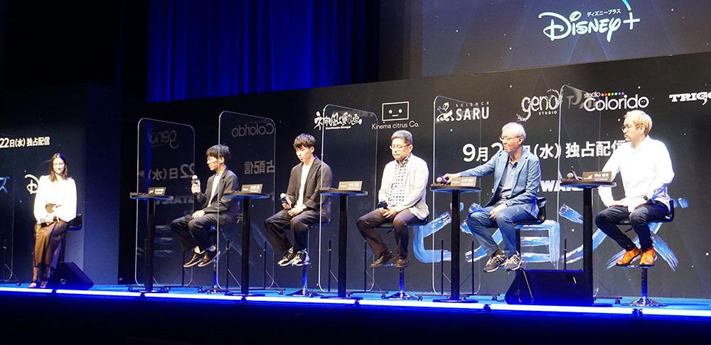 画像3: スター・ウォーズ史上初のアニメプロジェクト『スター・ウォーズ:ビジョンズ』始動! 日本のクリエイターが生み出す、新たな『スター・ウォーズ』の物語を、全9作の監督が熱く語った