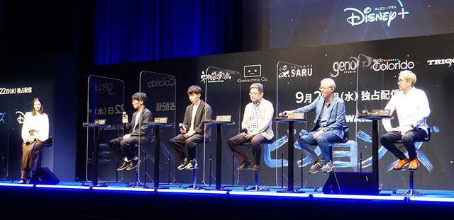 画像4: スター・ウォーズ史上初のアニメプロジェクト『スター・ウォーズ:ビジョンズ』始動! 日本のクリエイターが生み出す、新たな『スター・ウォーズ』の物語を、全9作の監督が熱く語った