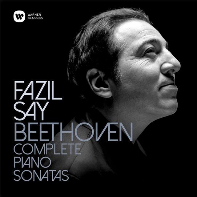 画像: Beethoven: Complete Piano Sonatas / Fazil Say, Ludwig van Beethoven