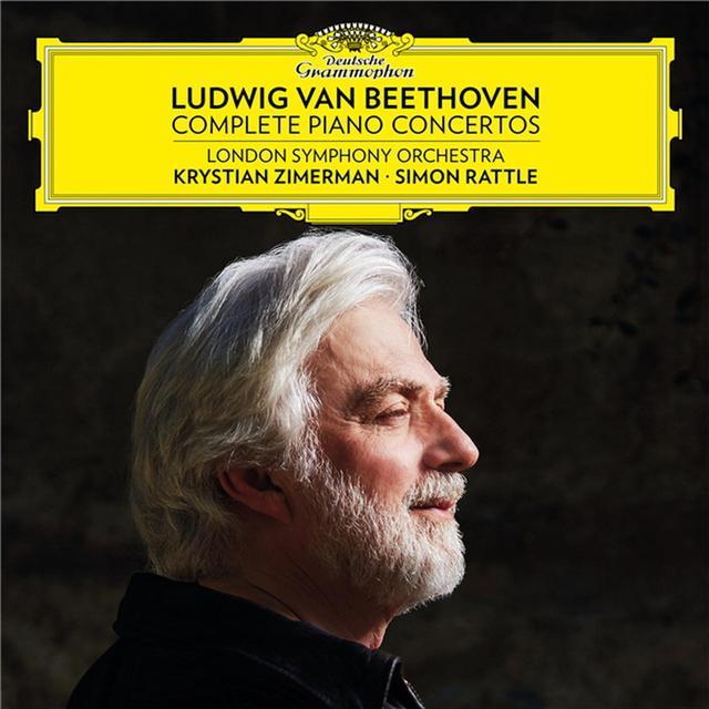 画像: Beethoven: Complete Piano Concertos / Krystian Zimerman, London Symphony Orchestra, Simon Rattle