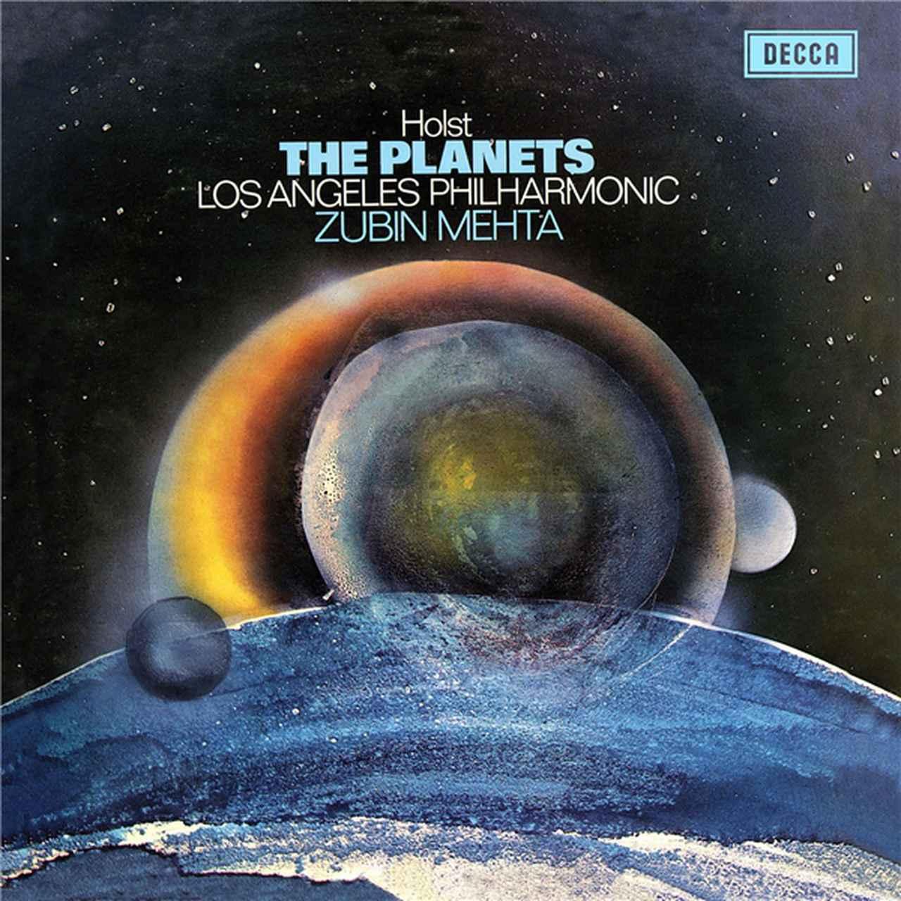 画像: Holst: The Planets / Los Angeles Philharmonic Orchestra, Zubin Mehta