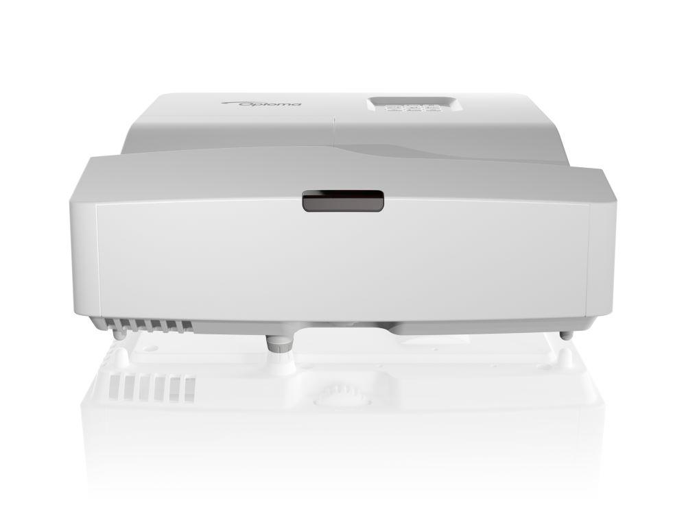 画像: Optoma、25cmで100インチの投写が可能な超短焦点DLPプロジェクター「W340UST」を発売。文教、ビジネス、ホームエンターテイメントに使えるマルチユースモデル