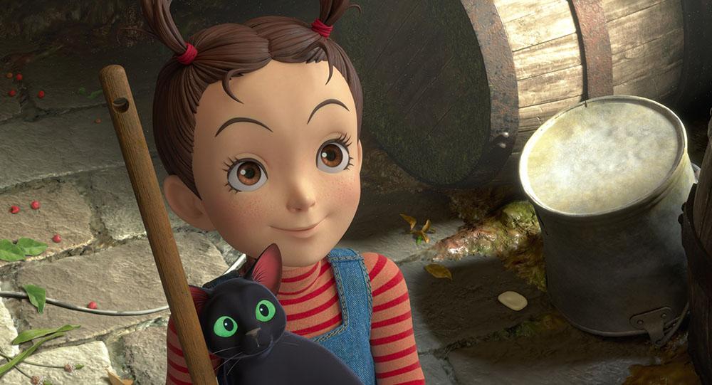 画像1: 8月27日公開! ジブリ初の3DCG作品『劇場版 アーヤと魔女』は、ドルビーシネマで見ると印象が変わる。そこに込められた制作陣の想いを聞く