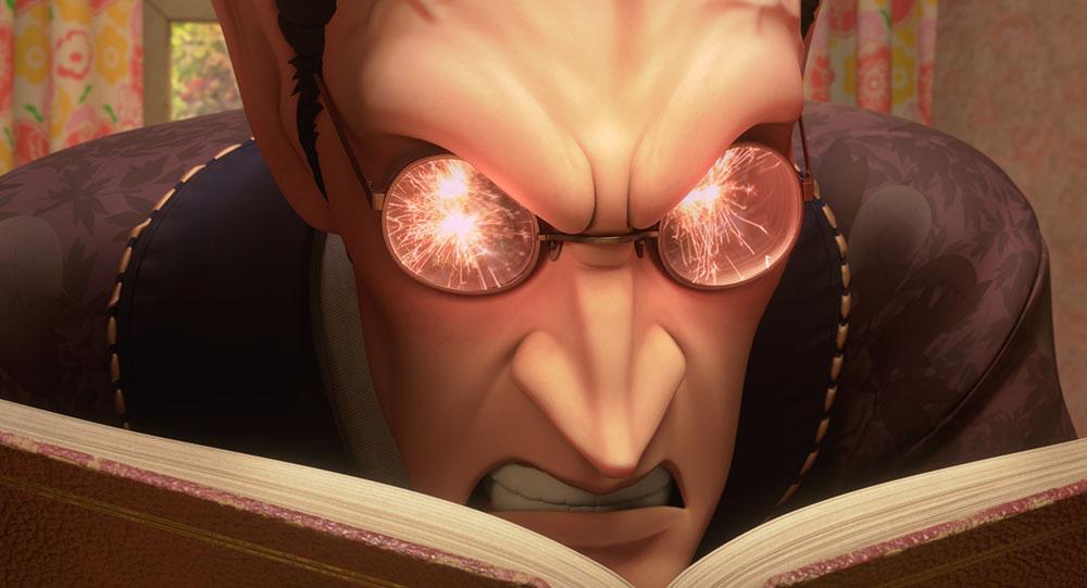 画像2: 8月27日公開! ジブリ初の3DCG作品『劇場版 アーヤと魔女』は、ドルビーシネマで見ると印象が変わる。そこに込められた制作陣の想いを聞く