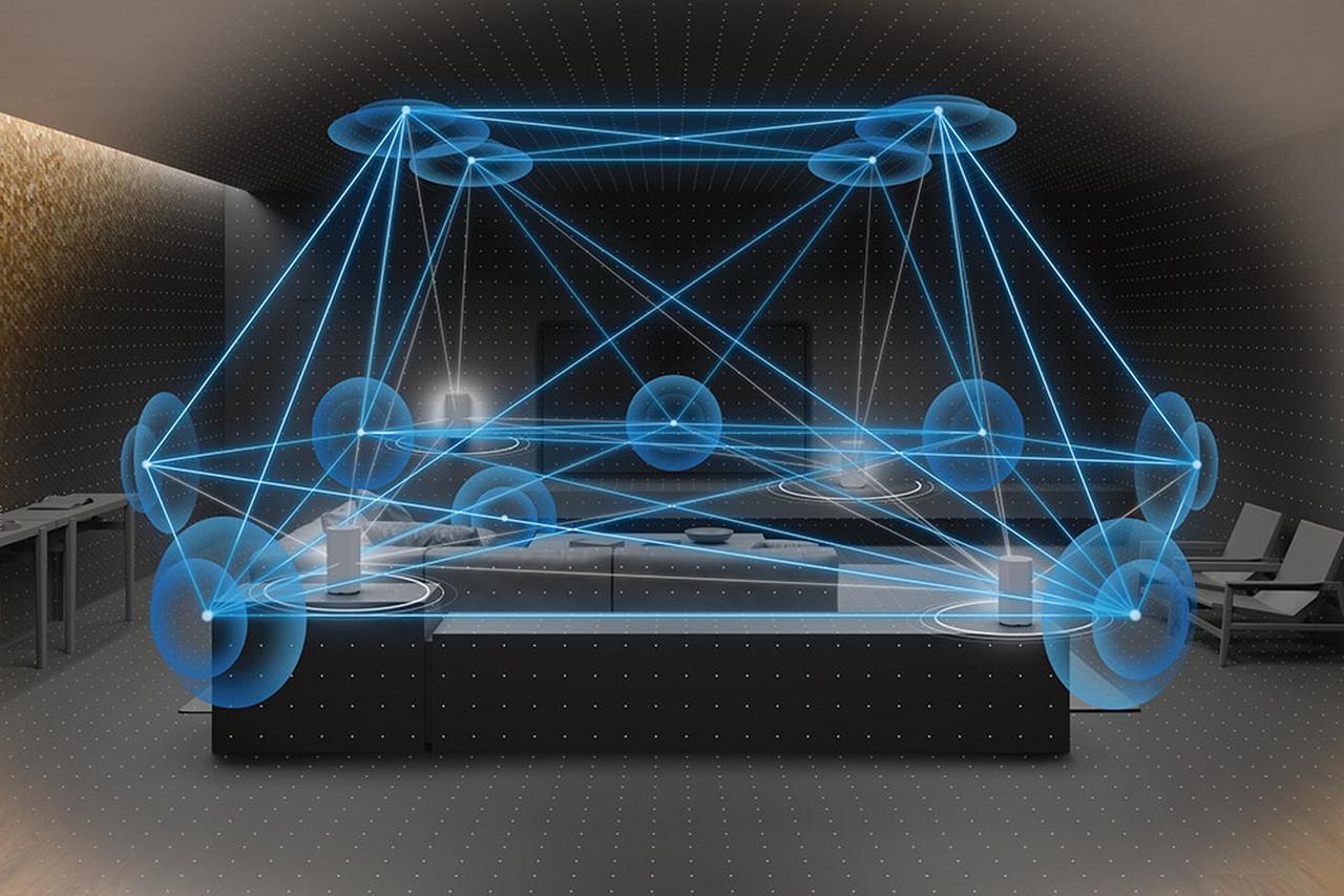 画像: 4本のスピーカーで、最大12個のファントムスピーカーを創出! ソニーのワイヤレスサラウンドシステム「HT-A9」は、圧倒的な臨場感をリビングにもたらす