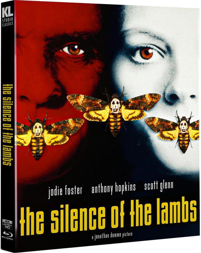画像1: アカデミー賞5冠の傑作が4K化『羊たちの沈黙』【海外盤Blu-ray発売情報】