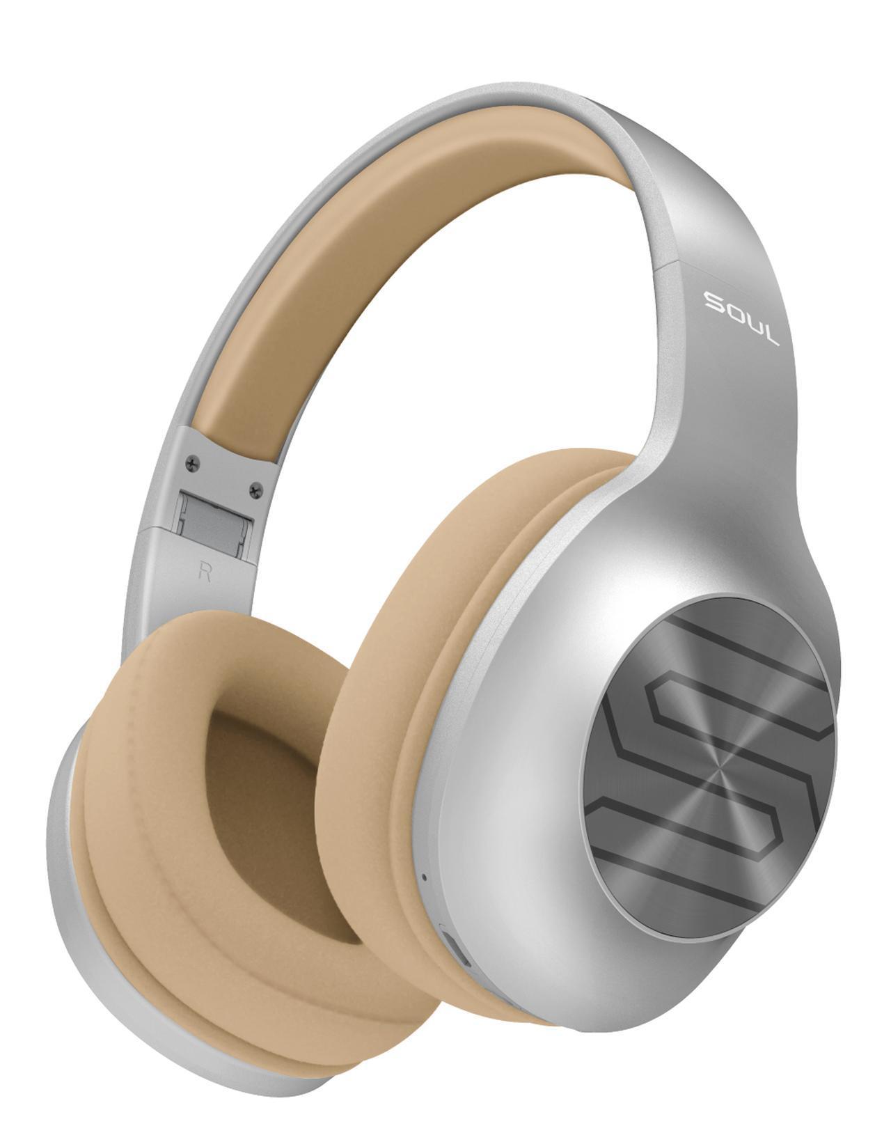 画像2: SOUL、ANC対応のワイヤレスヘッドホン「EMOTION MAX」、ハイデザインのコスパモデル「ULTRA Wireless」を8月中旬に発売