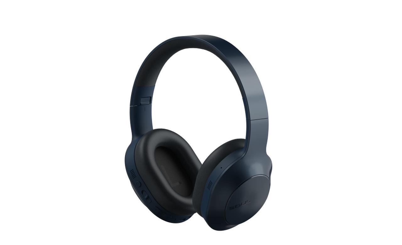 画像1: SOUL、ANC対応のワイヤレスヘッドホン「EMOTION MAX」、ハイデザインのコスパモデル「ULTRA Wireless」を8月中旬に発売