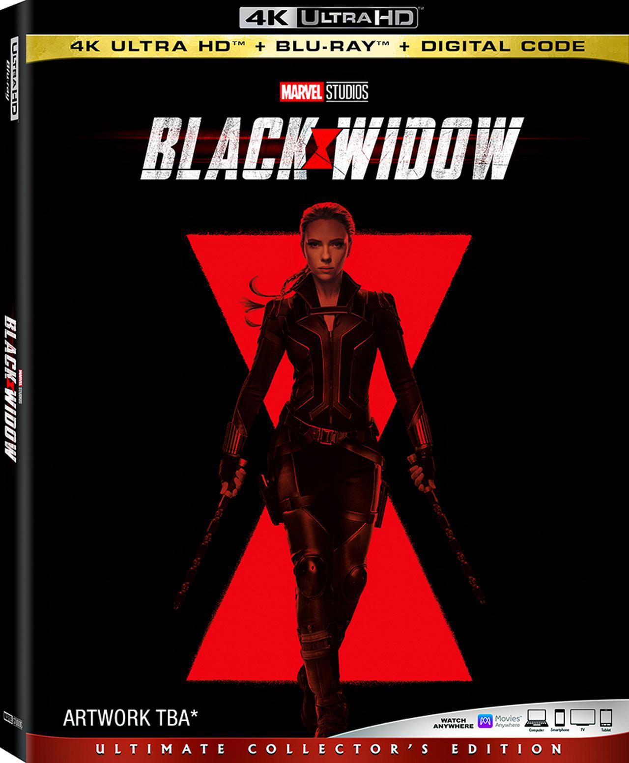 画像: S・ヨハンソン主演MCU最新作『ブラック・ウィドウ』【海外盤Blu-ray発売情報】