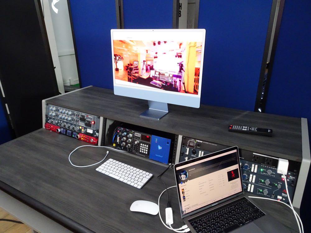 画像1: メディア・インテグレーション、渋谷区神南に、機器の体験・イベント・ストリーミング配信などが可能なマルチスタジオ「LUSH HUB」を8月12日にオープン