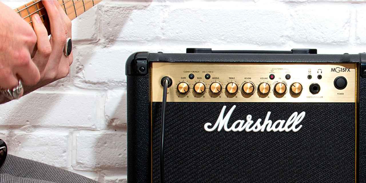 画像: Marshall Amps(マーシャルアンプ)