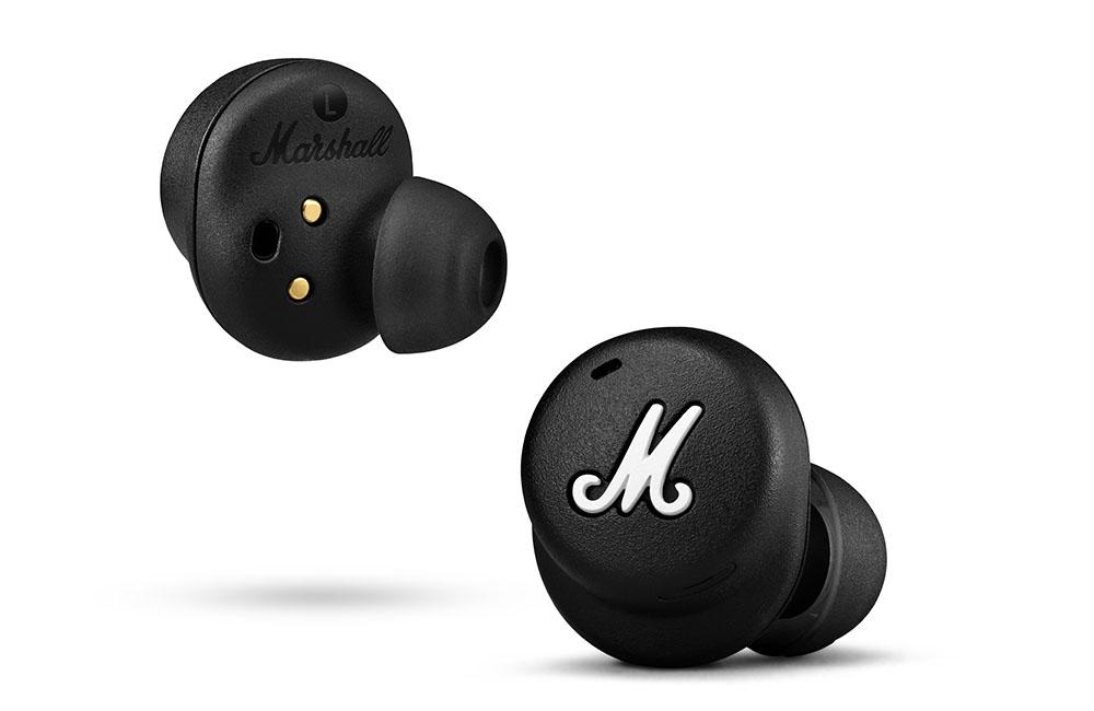 画像2: イギリス、Marshallブランド初のトゥルーワイヤレスイヤホン「Mode Ⅱ」が登場。6mmドライバー搭載で、ライブ演奏を耳元で聞いているような体験をもたらす
