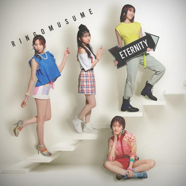 画像: Eternity / RINGOMUSUME(りんご娘) on OTOTOY Music Store