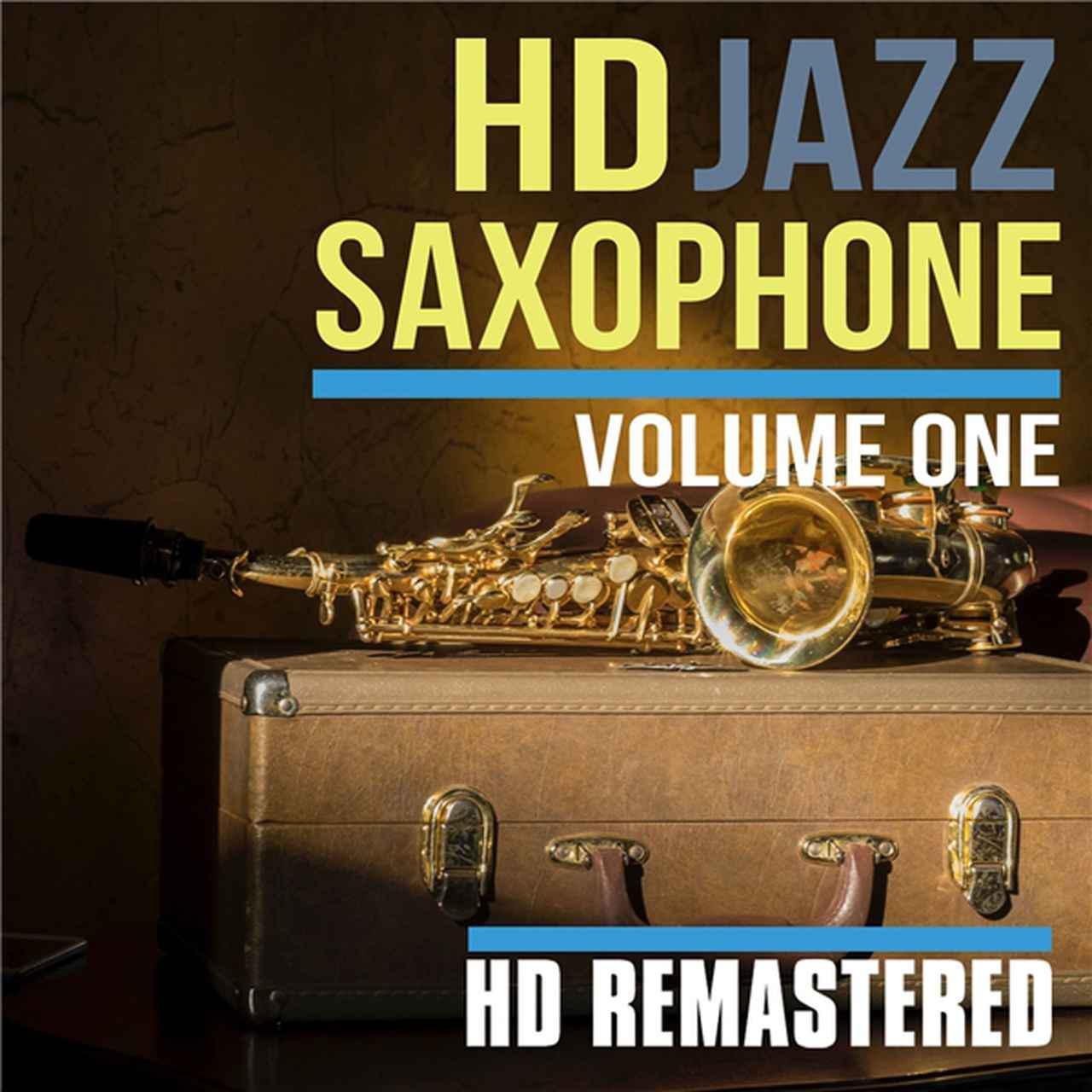 画像: HD Jazz Saxophone Volume One / Various Artists