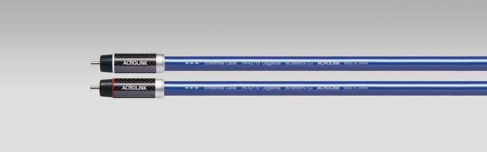 画像2: ACROLINK、ラインケーブルに「A2080」の名を受け継ぐ「7N-A2080 Leggenda」をラインナップ。ほか、全3シリーズ・5モデルを8月6日に発売