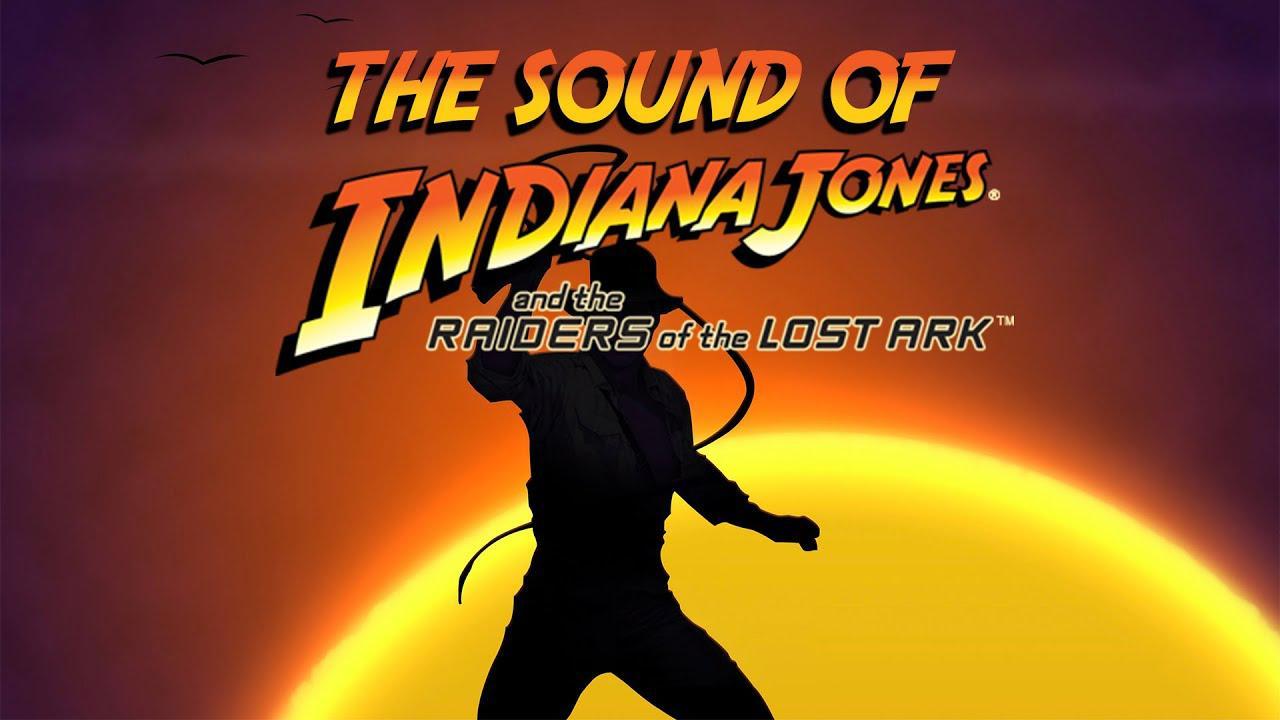 画像: INDIANA JONES The Sound Of Raiders Of The Lost Ark with Ben Burtt and John Roesch youtu.be