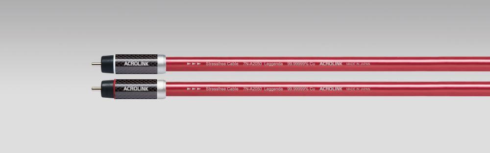 画像1: ACROLINK、ラインケーブルに「A2080」の名を受け継ぐ「7N-A2080 Leggenda」をラインナップ。ほか、全3シリーズ・5モデルを8月6日に発売