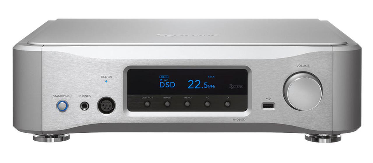 画像: エソテリックが、ネットワークDACプリ「N-05XD」の発売を今年夏頃まで延期すると発表。音質の最終チューニングに時間を要するため - Stereo Sound ONLINE