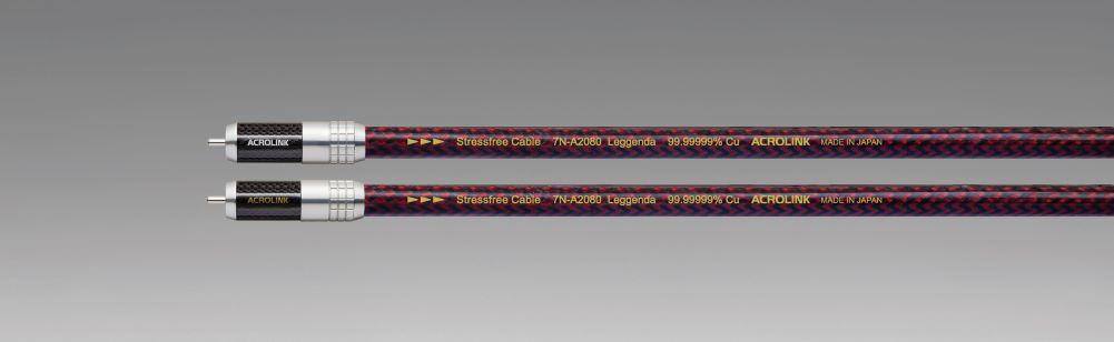 画像4: ACROLINK、ラインケーブルに「A2080」の名を受け継ぐ「7N-A2080 Leggenda」をラインナップ。ほか、全3シリーズ・5モデルを8月6日に発売