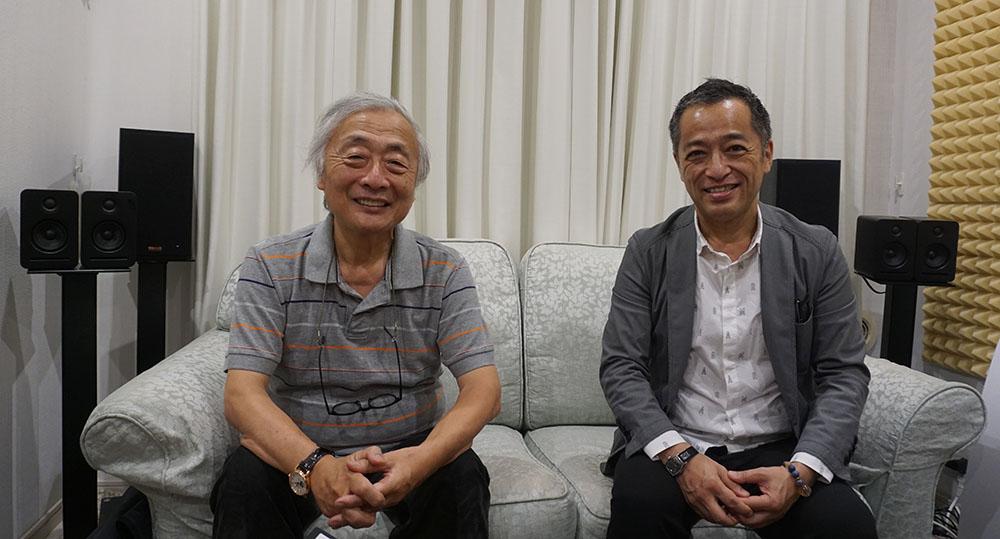 画像: 写真右はSUMMIT WIRELESS VP and Japan Country Managerの竹原茂昭さん。同社のデモルームではプラテンやクリプシュなど複数のWiSAワイヤレスシステムが体験可能