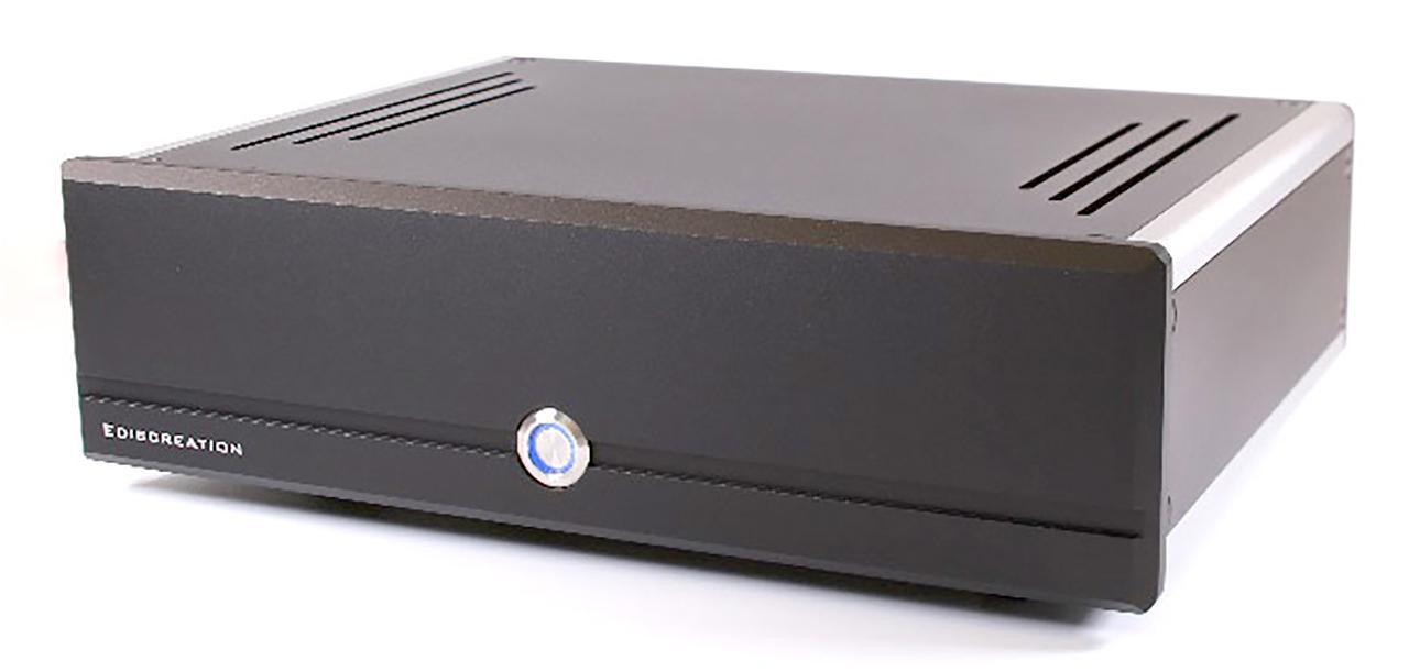 画像: 日本初上陸のオーディオブランド「Ediscreation」、日本仕様にチューンしたネットワークオーディオ機器「Silent Switch OCXO JPSM」と「Fiber Box 2 JPSM」を、5月10日に発売 - Stereo Sound ONLINE