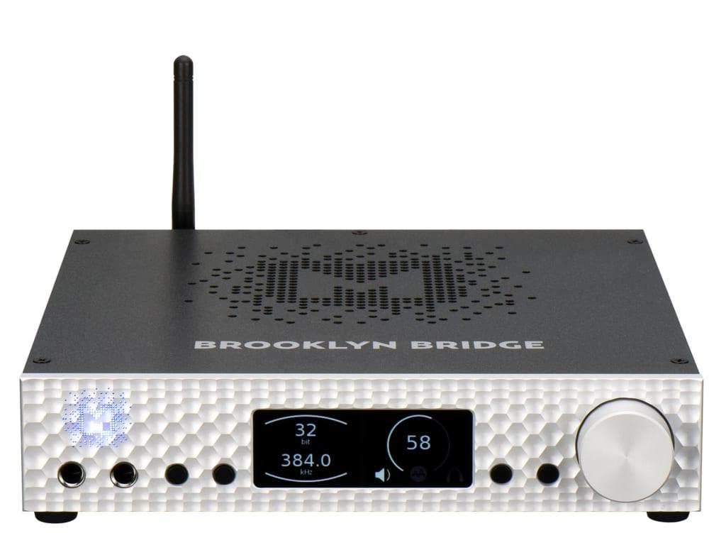 画像: Brooklyn Bridge – Mytek Audio Japan