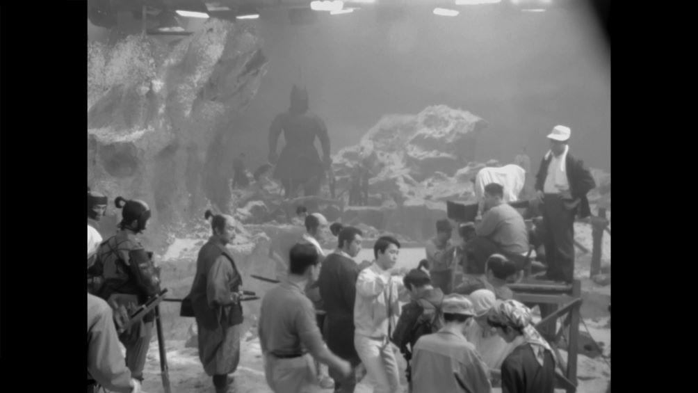 画像1: 『大魔神逆襲』『妖怪百物語』『大怪獣空中戦ガメラ対ギャオス』の秘蔵メイキング映像が発掘。「妖怪・特撮映画祭」にて8月5日に上映決定