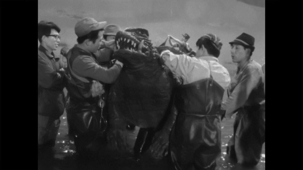 画像3: 『大魔神逆襲』『妖怪百物語』『大怪獣空中戦ガメラ対ギャオス』の秘蔵メイキング映像が発掘。「妖怪・特撮映画祭」にて8月5日に上映決定