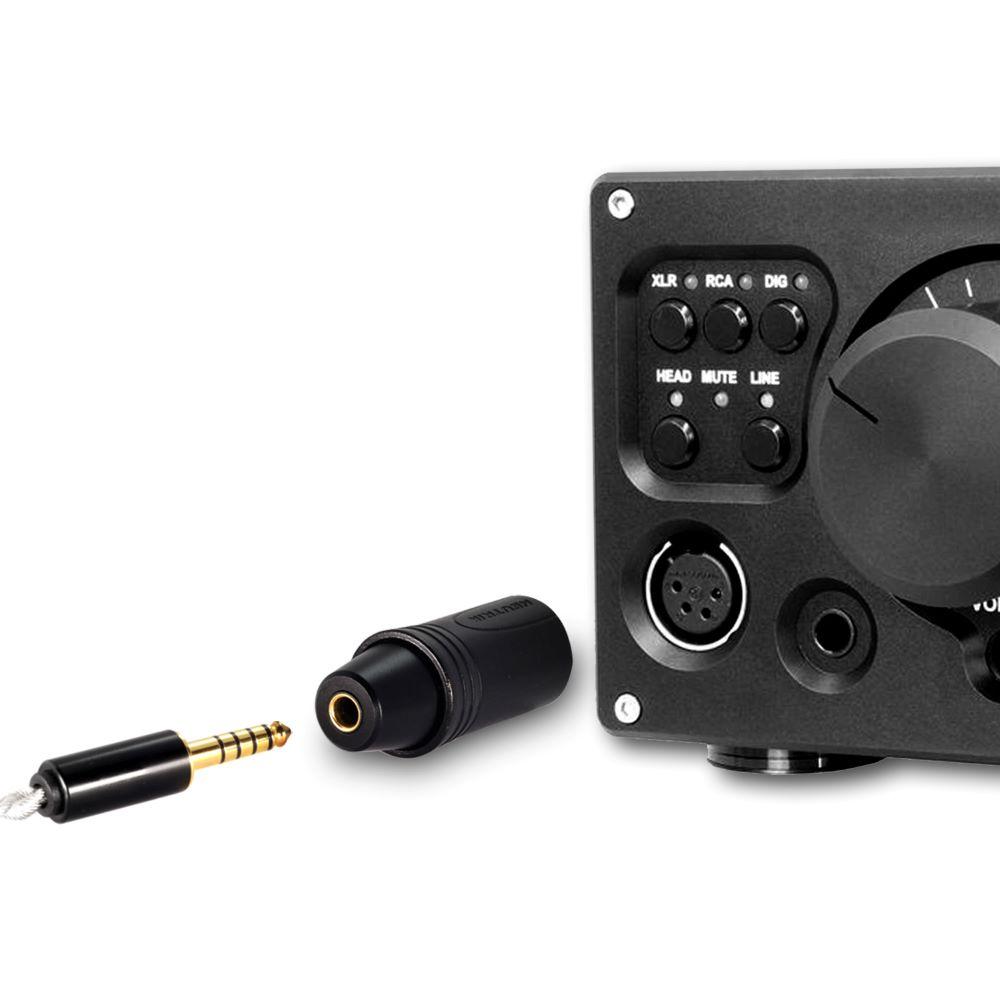 画像: DD HiFi、XLR 4PINを4.4mmバランスプラグに変換するアダプター「XLR44B」を8月7日に発売
