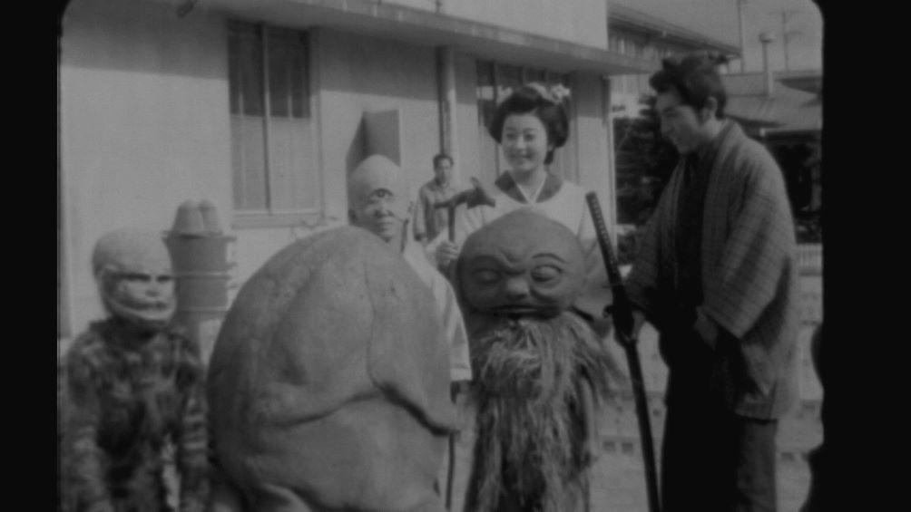 画像2: 『大魔神逆襲』『妖怪百物語』『大怪獣空中戦ガメラ対ギャオス』の秘蔵メイキング映像が発掘。「妖怪・特撮映画祭」にて8月5日に上映決定