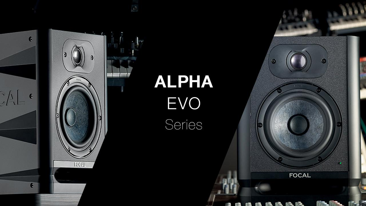 画像: ALPHA EVO Series | Media Integration, Inc.