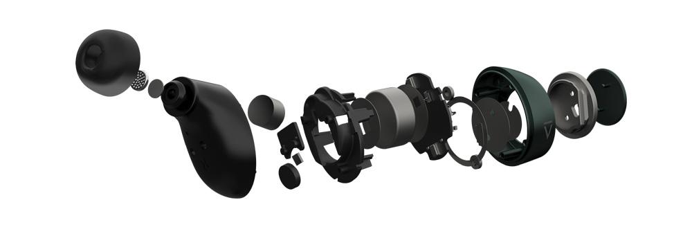 画像2: クリエイティブメディア、外音取り込み&ノイキャン機能対応の完全ワイヤレスイヤホン「Creative Outlier Air V3」を発売