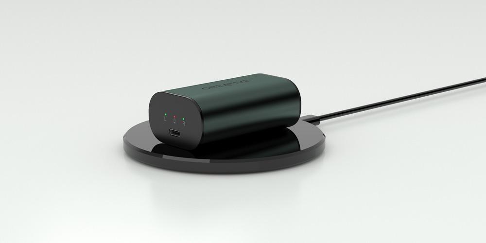 画像3: クリエイティブメディア、外音取り込み&ノイキャン機能対応の完全ワイヤレスイヤホン「Creative Outlier Air V3」を発売
