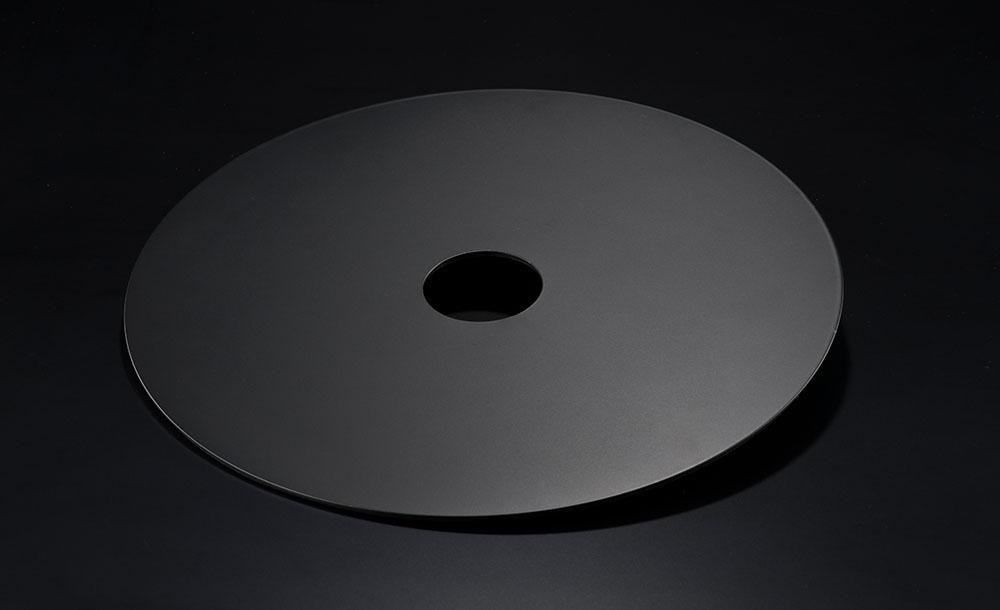 画像2: アナログレコードの振動と反りの問題を一気に解消! YUKIMU SUPER AUDIO ACCESSORYから、究極のバキューム・スタビライザー「CVS-1」がリリース