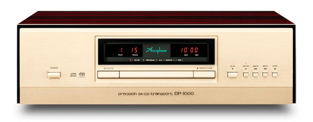 画像1: アキュフェーズが、創立50周年記念セパレート型SACD/CDプレーヤー「DP-1000」と「DC-1000」を発売。20年を超える技術の蓄積を投入し、あらゆるデジタルソースの音楽情報を描き出す