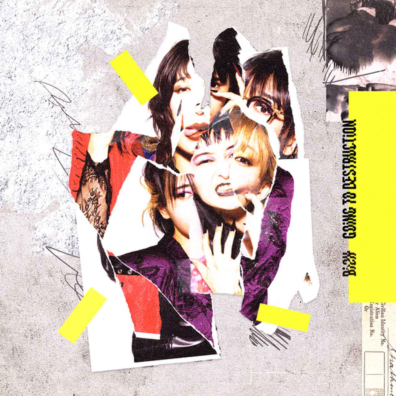 画像: GOiNG TO DESTRUCTiON / BiSH on OTOTOY Music Store