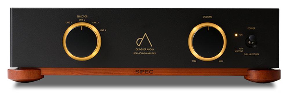 画像1: スペックが、リアルサウンドアンプ「RSA-BW1」を9月中旬に発売。欧州市場で好評のモデルを、日本国内向けにブラッシュアップ