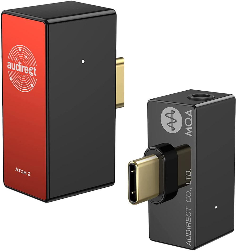 画像: IC-CONNECTが、新ブランドaudirectの取扱いを開始。第1弾として、ポータブル USB DAC「ATOM2」「Beam2se-21」を発売