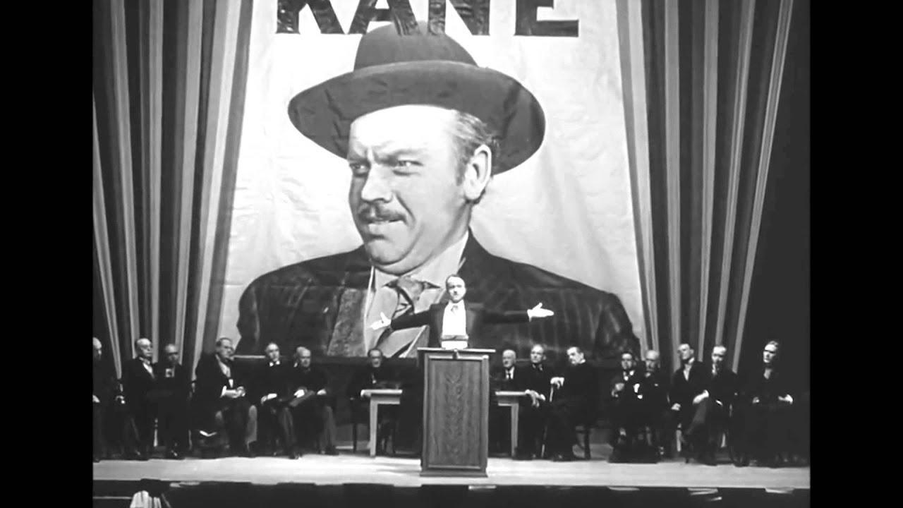 画像: Citizen Kane 4K Trailer www.youtube.com