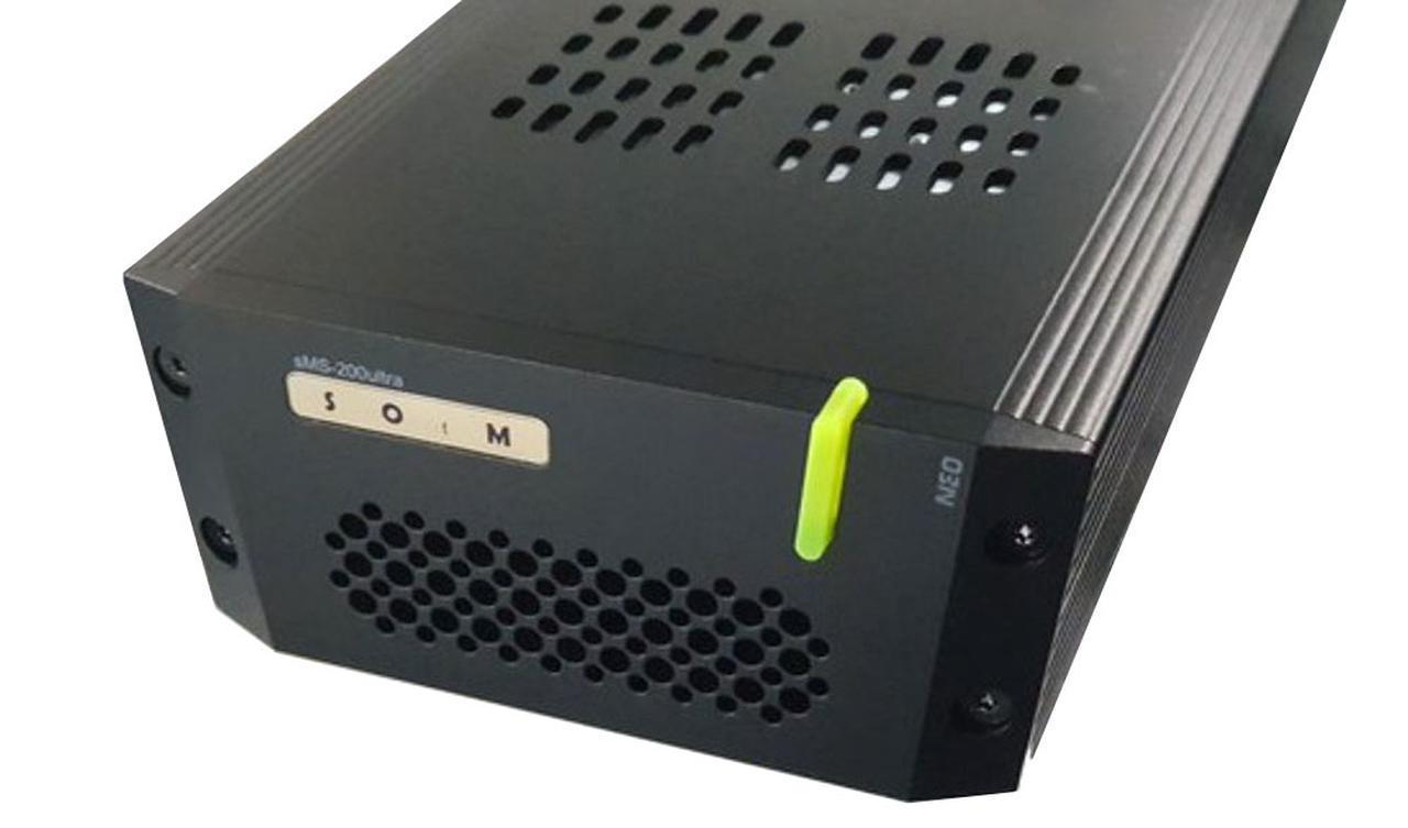 画像: ブライトーン、ソムのネットワークトランスポート「sMS-200ultra Neo」にスペシャルエディションを追加。電磁波シールドの追加や内部線材の交換で音質をさらに磨き上げた - Stereo Sound ONLINE