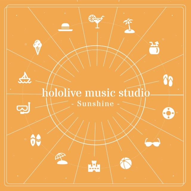 画像: hololive music studio - Sunshine / 1 on OTOTOY Music Store