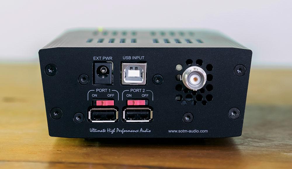 画像: SOtMのUSBリジェネレーター「tX-USBultra」、3モデルを一斉試聴! それぞれがもたらす音の変化が魅力的で、ハイレゾ再生の新しい楽しみを体験できた