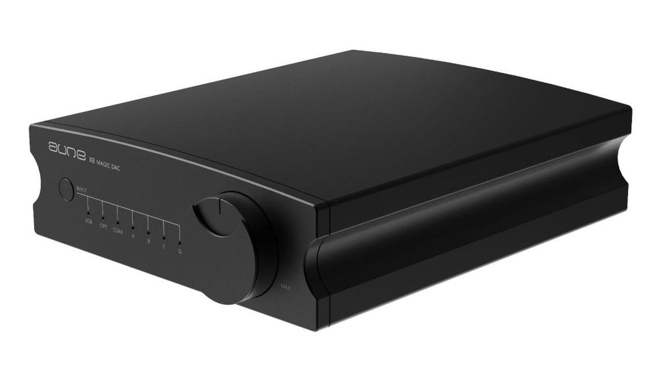 画像: aune audio、オペアンプの交換ができるDACアンプ「X8」を8月28日に発売