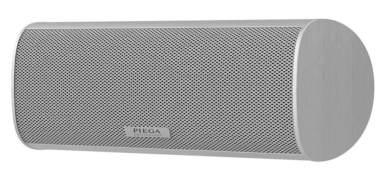 画像: Ace Center ¥99,000(1本)税込〜 ●型式:2ウェイ3スピーカー・密閉型 ●使用ユニット:リボン型トゥイーター、120mmコーン型ウーファー×2 ●クロスオーバー周波数:4kHz ●出力音圧レベル:87dB/W/m ●インピーダンス:4Ω ●寸法/質量:W340×H140×D160mm/4kg