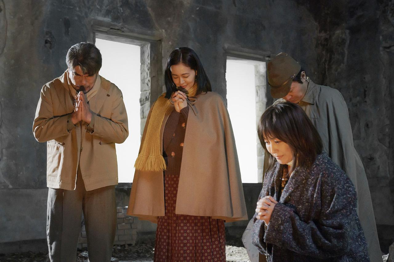 画像1: 映画『祈り-幻に長崎を想う刻(とき)-』がいよいよ公開。「日本人として忘れてはいけない事柄を描いています。多くの人に劇場に足を運んでほしい」(黒谷友香)