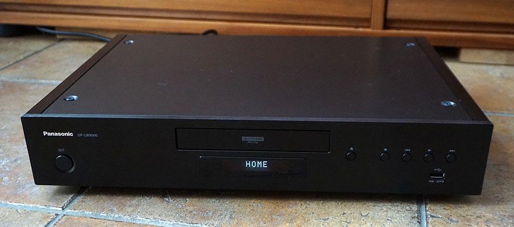 画像: パナソニックのUHD BDプレーヤー「DP-UB9000」はネット動画の再生機能も搭載済み。Prime Videoの再生用アプリもプリインストールされている